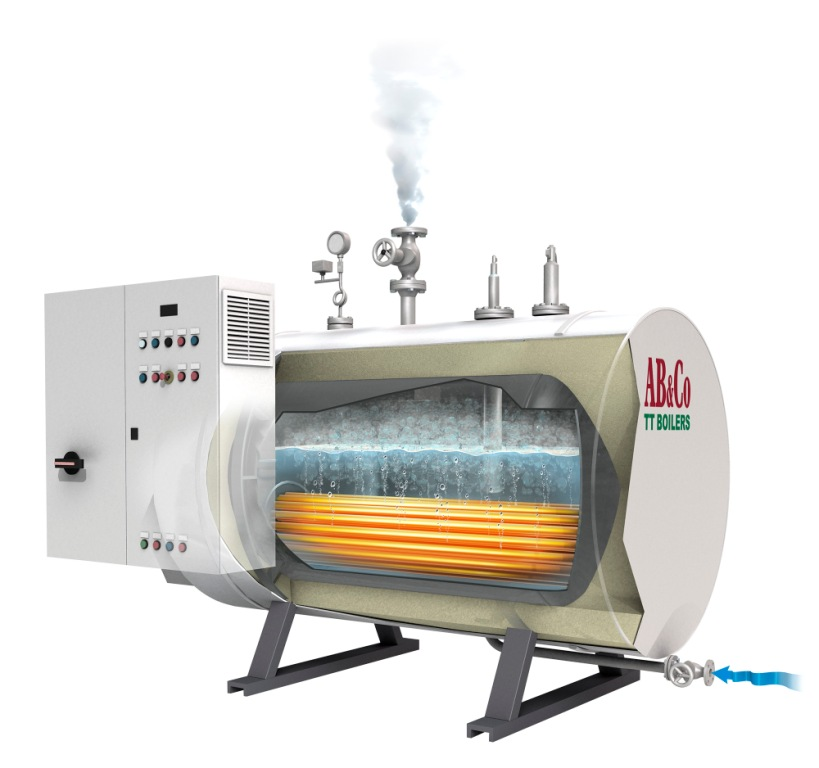 Electric Steam Boilers - The new environmental option.